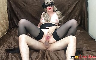 Girl Fucked In All Holes Deep Blowjob More Red Lips Aggravation To Frowardness Cum