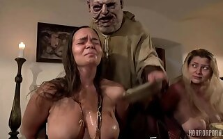 Fat BBW MILF with regard to euro horror videotape - fetish sort out sexual congress hardcore