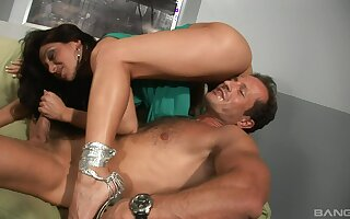 Insolent sex on holiday with horny locals