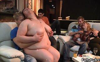 Fattypub - Fatty Admirers Get Lucky