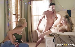 A Brazzers Christmas Special: Part 4