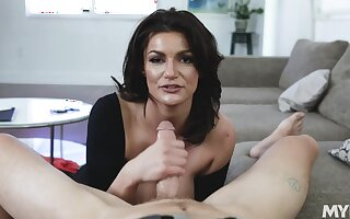 Becky Bandini - Milf Mind Games Together with Expand Stuffing