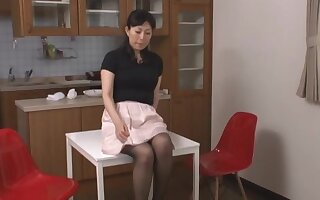Japanese housewife