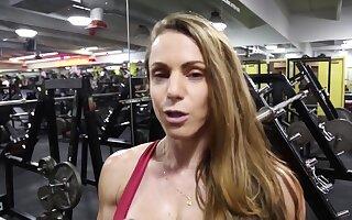 Fitness hot ass hot cameltoe 80