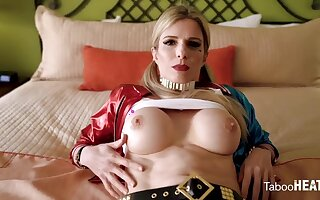 Cory Chase in Harley Quinn