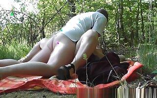 Slutwife Marion creampied by plenty of guys