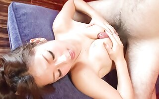 Best Japanese chick Satomi Suzuki in Crazy JAV uncensored Blowjob video