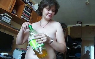 This grown up Russian comprehensive loops me on big time and she gives good head