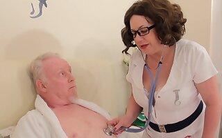 Make an issue of Naughty Nurse Pt1 - TacAmateurs