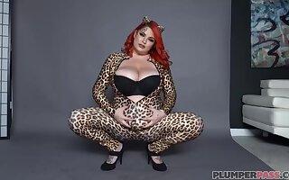 Arch Kitty - Big Kitty Chubby Pussy