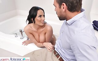 Hottest French woman Anissa Kate is fucked by Johnny Castle