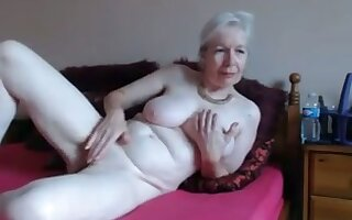 I spine probably not in the least blow reams as heavy as this one cuz that granny is so hot