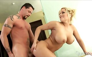 Shyla Stylez - Amazing sex scene MILF stupefying watch show